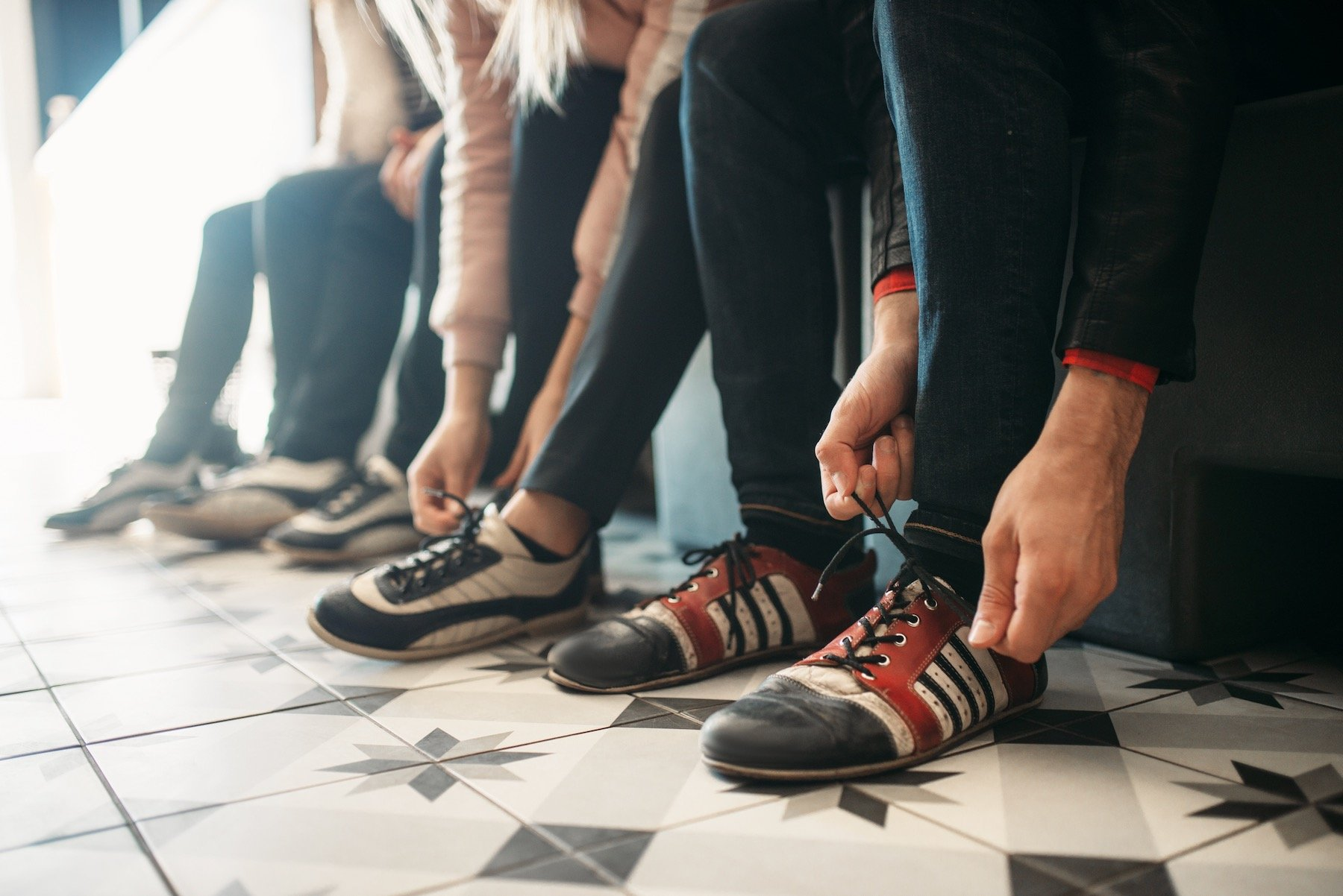 Bowlers sharing shoes have an increased risk of plantar warts